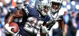 Cowboys' success running the ball limits other playmakers