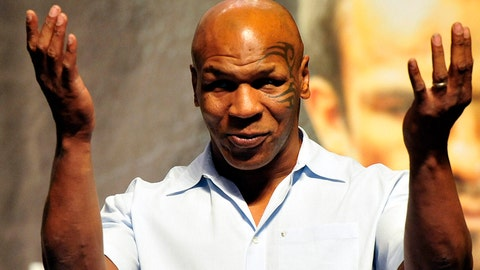 Mike Tyson in business