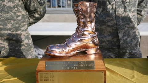 The Bronze Boot - Colorado State vs. Wyoming