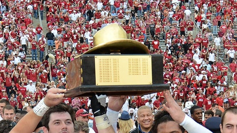 Golden Hat - Texas vs. Oklahoma