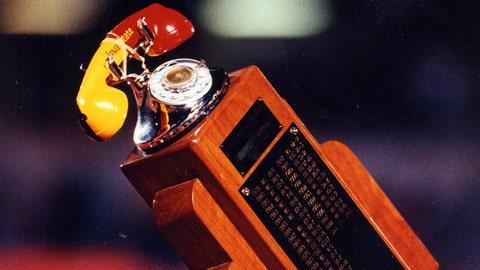 Telephone Trophy - Iowa State vs. Missouri