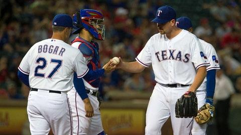 29. Texas Rangers