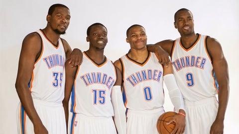 2012-13 Oklahoma City Thunder