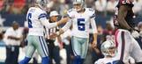 Cowboys Kick Texans in OT, Move To 4-1