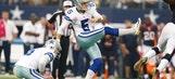 Cowboys kicker Dan Bailey's confidence unshaken