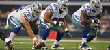 Cowboys look forward to veteran offensive linemen returning