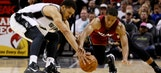 Spurs fall to Heat in overtime