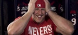 JJ Watt forgets which Armstrong walked on the moon