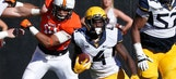 No. 22 West Virginia rolls past Oklahoma State