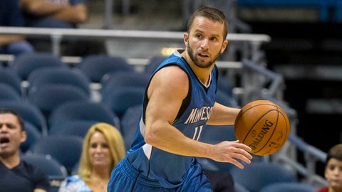 J.J. Barea, PG, Dallas Mavericks