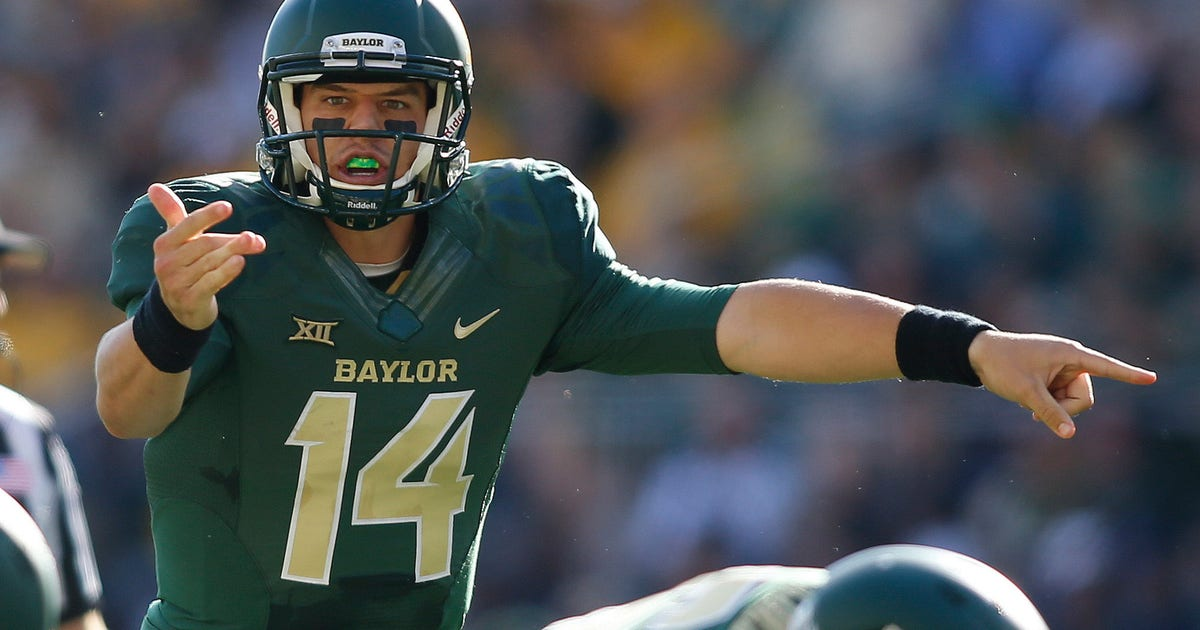 Baylor S Bryce Petty Ready For Oklahoma Just Ask Him