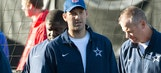 Romo returns to practice as Cowboys prepare for Jags in London