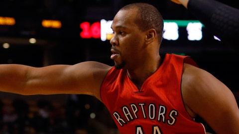 Chuck Hayes, 31, Toronto Raptors