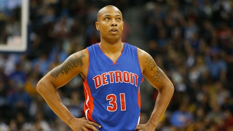 Caron Butler, 35, Detroit Pistons