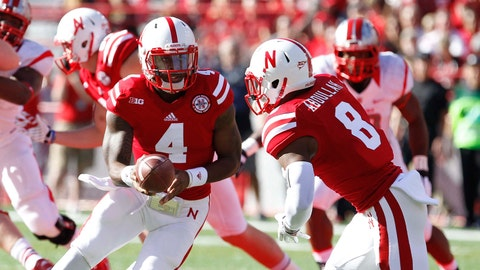 Nebraska at Wisconsin, Nov. 15