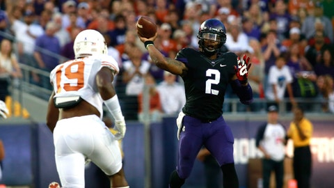 TCU at Texas, Nov. 27