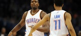 Abnormal new normal for Thunder in win over Kings