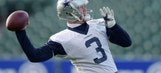 Backup QB Weeden pleased to fill in against Jaguars