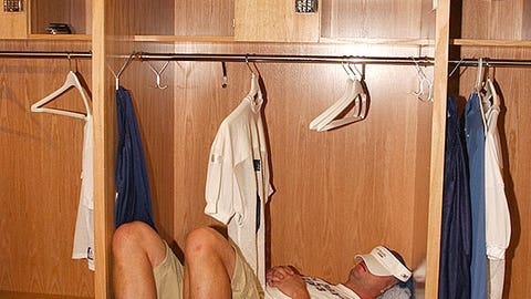 Former NFL Linebacker Joe Odom