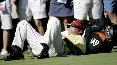 PGA Tour Member Olin Browne