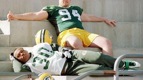 Former NFL fullback William Henderson
