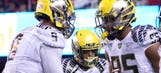 Ducks drop to No. 13 in AP Poll, lowest ranking in four years