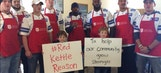 Cowboys serve early Thanksgiving for a cause