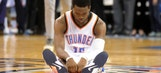 Jackson misses shot at buzzer, Thunder lose to Nets