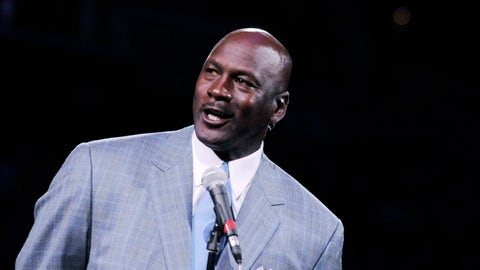 Michael Jordan - Owner, Charlotte Hornets