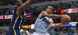 Mavs can't keep up with Pacers in loss