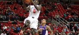 Texas Tech turns back Northwestern State