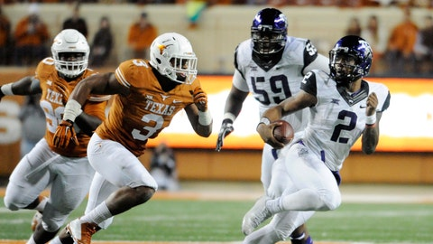 Round 6: Jordan Hicks, linebacker, Texas