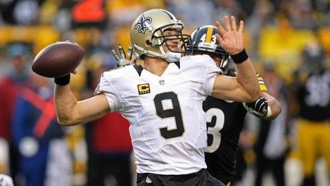 20. New Orleans Saints