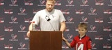 Ryan Fitzpatrick's son is really good at math