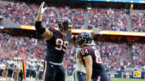 Houston Texans at Jacksonville Jaguars