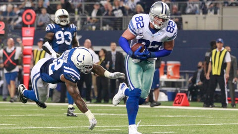 Tight End – Jason Witten, Dallas Cowboys