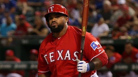 On the seventh day of Christmas the Rangers need: Prince Fielder's neck to be the reason he was bad in 2014.