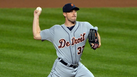 Detroit Tigers (2014 record: 90-72)