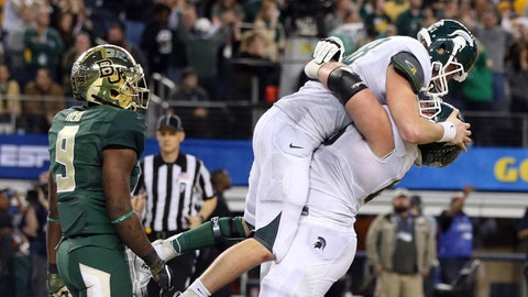 2015 Cotton Bowl: Michigan State 42, Baylor 41