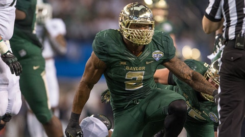 Shawn Oakman — Baylor Bears