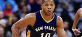 Eric Gordon looks forward to playing at a faster pace under Alvin Gentry