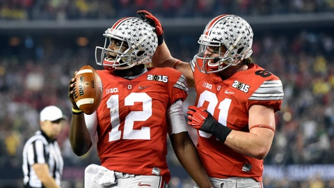 Cardale Jones | 2011 | 3-star QB | Ohio State