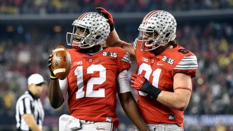 Cardale Jones | 2011 | 3-star QB | Ohio State