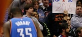 Celtics' James Young will work out with Thunder's Kevin Durant