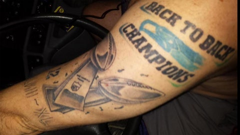 Regrettable Sports Tattoos