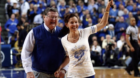 Ashley Judd - Kentucky Wildcats