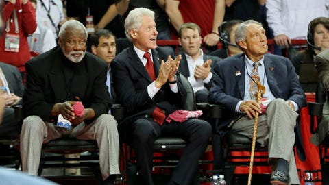 Bill Clinton - Arkansas Razorbacks