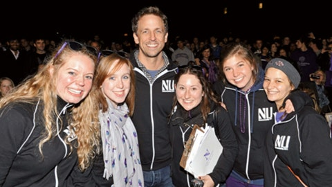 Seth Meyers - Northwestern Wildcats