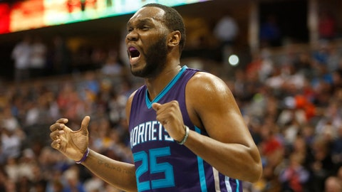 Al Jefferson, Charlotte Hornets. Salary: $13,500,000