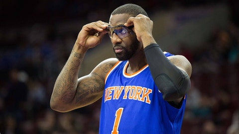 Amare Stoudemire, New York Knicks. Salary: $23,410,988
